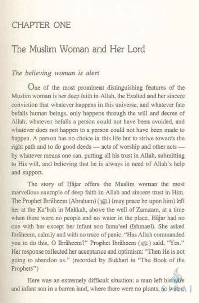 The Ideal Muslimah: The True Islamic Personality of the Muslim Woman - Islamic Books - IIPH