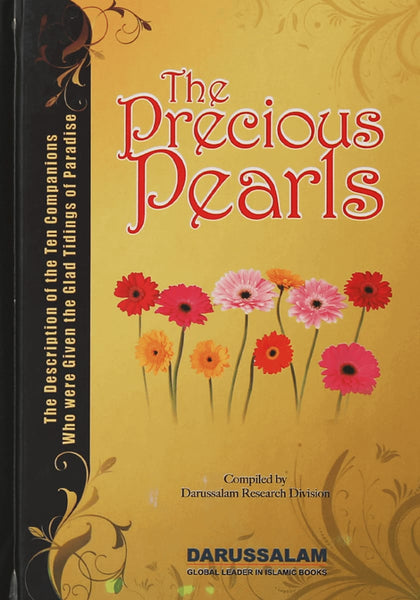 The Precious Pearls: The Companions Who Were Given the Glad Tidings of Paradise - Islamic Books - Dar-us-Salam Publishers