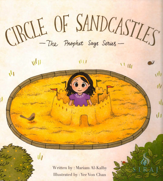 The Prophet Says Series: Circle Of Sandcastles - Children's Books - Prolance