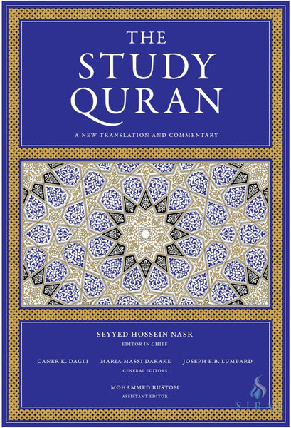 The Study Quran - Hard Cover - Islamic Books - Harper Collins