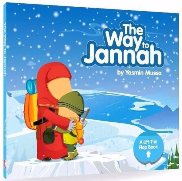 The Way To Jannah - Childrens Books - Learning Roots