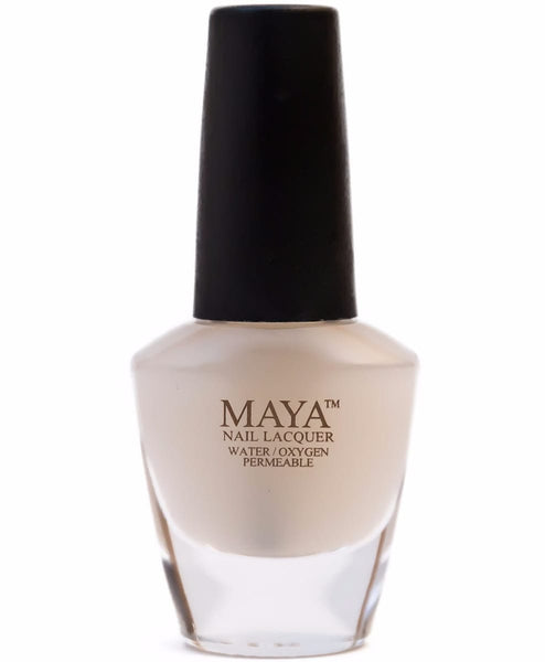 Top Coat-Matte Finish - Nail Polish - Maya Cosmetics