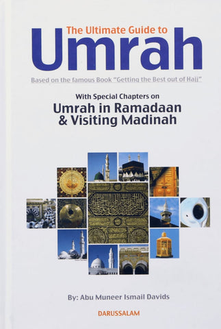 Ultimate Guide To Umrah - Islamic Books - Dar-us-Salam Publishers