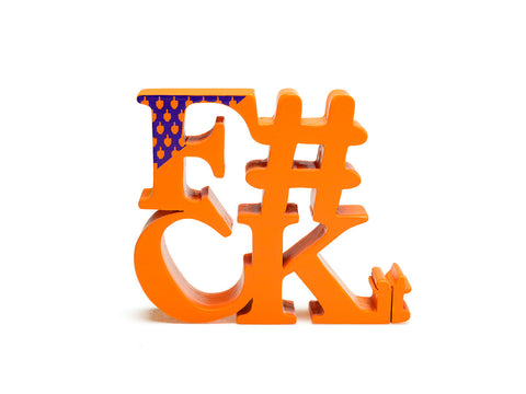 Four Letter Words - {F#ck It}