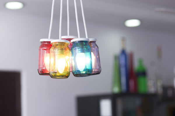 Jam Lamp - Technicolor