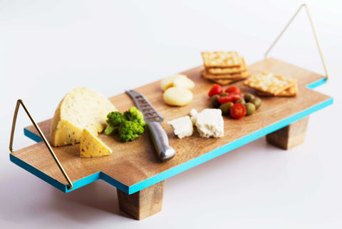 Platter Up! Cheese Board