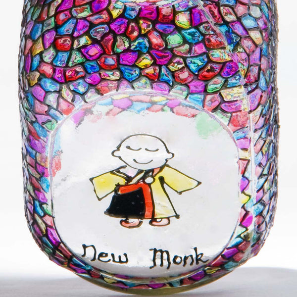 New Monk Bottle