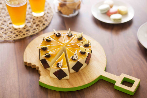 Omnomnom Chopping/Serving Platter - Round