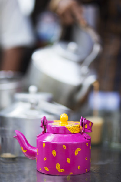 Pink Chai Kettle