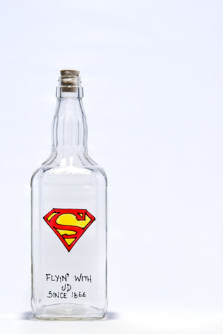 Superman Bottle