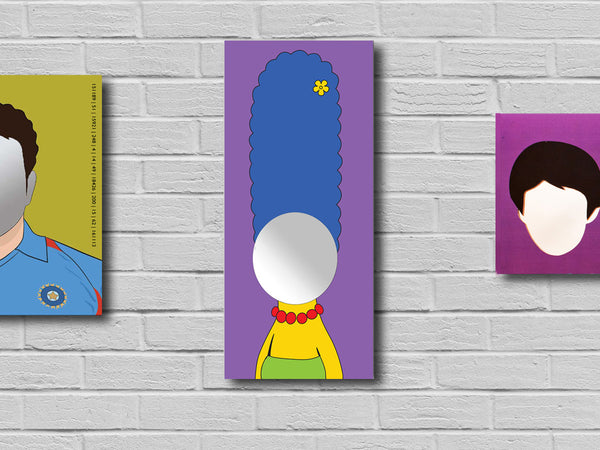 Marge Simpson Mirror