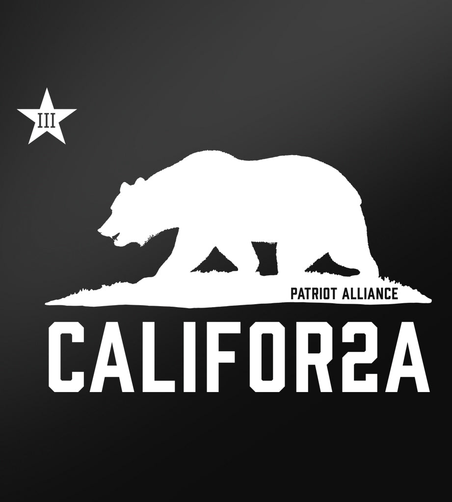 CaliFor2A Vinyl Decal - 6""