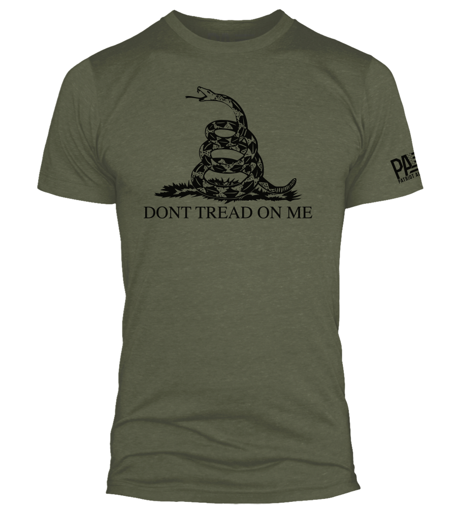 Gadsden Flag, Military Green