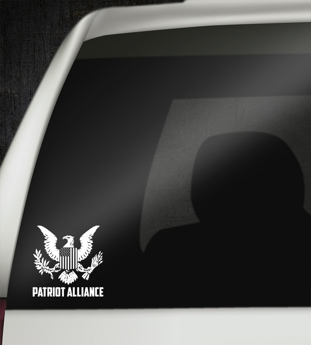 Great Seal Vinyl Decal - 6""