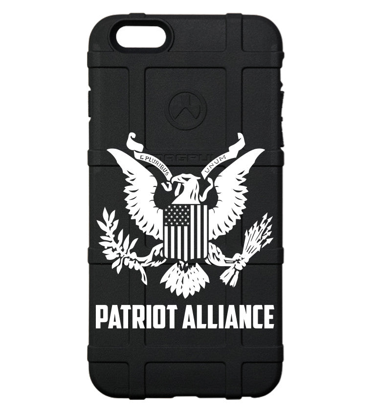 Great Seal Magpul Phone Case, Black