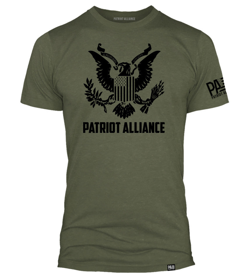 Great Seal, Military Green