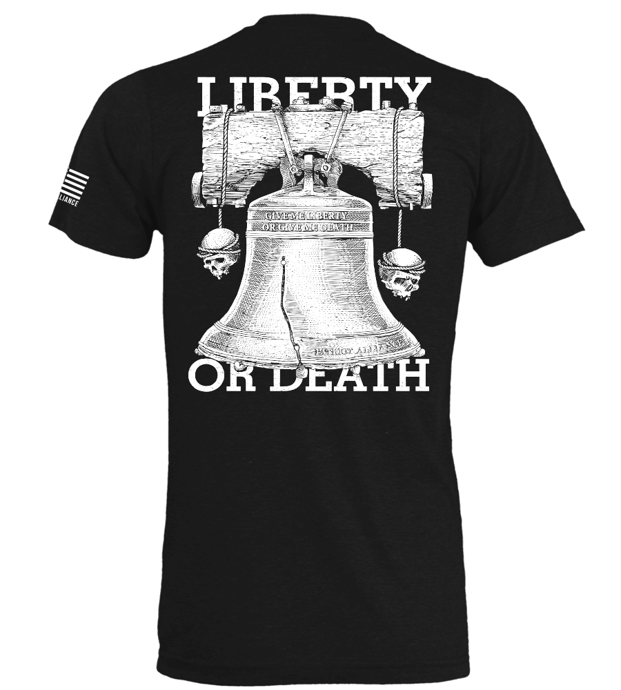 Liberty Or Death, Black