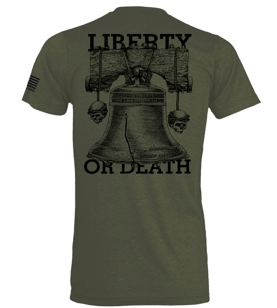 Liberty Or Death, Military Green