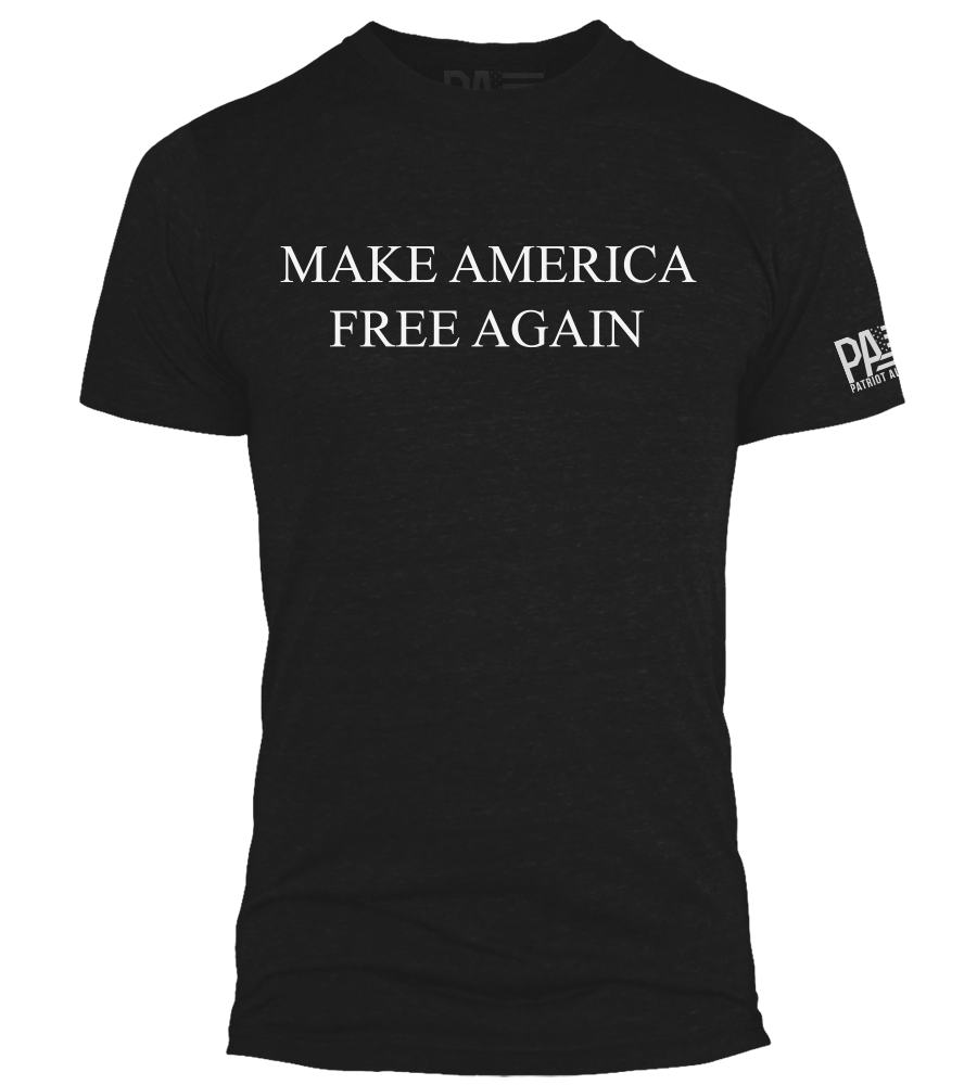 Make America Free Again, Black