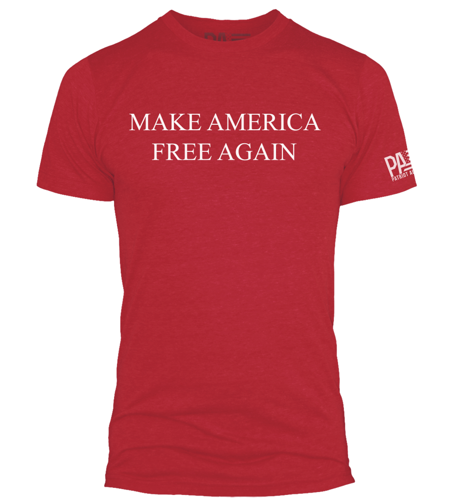 Make America Free Again, Red