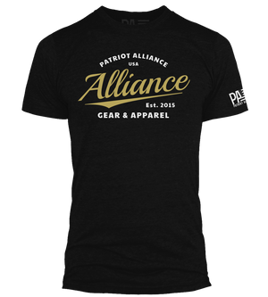 Alliance Script, Black