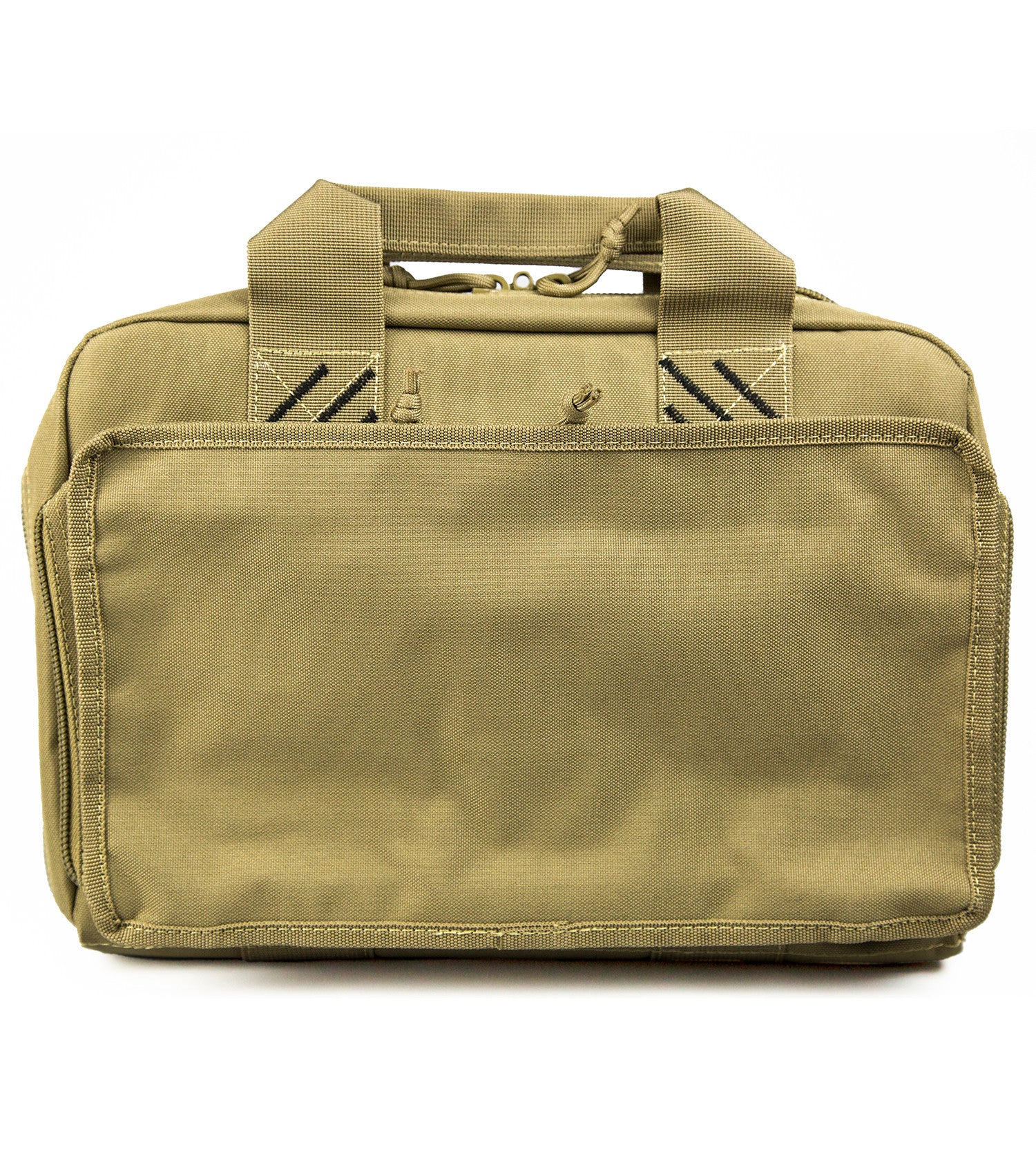 Quad Pistol Range Bag, Tan