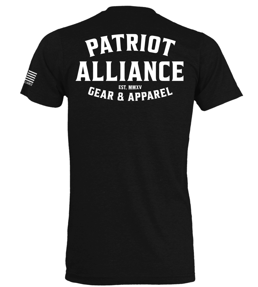 PA Gear & Apparel, Black