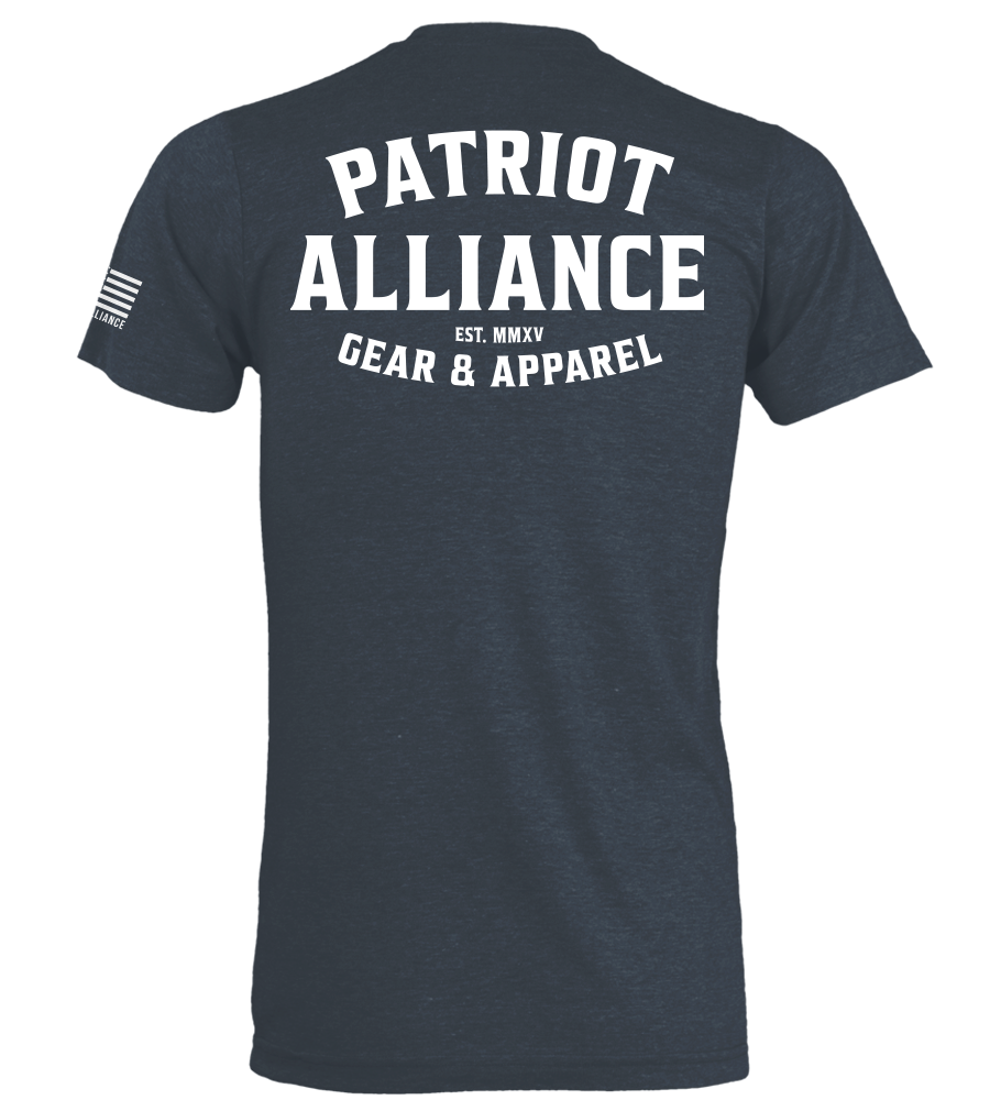 PA Gear & Apparel, Navy Heather