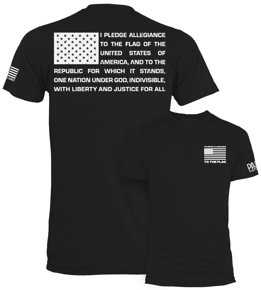 Pledge Allegiance, Black