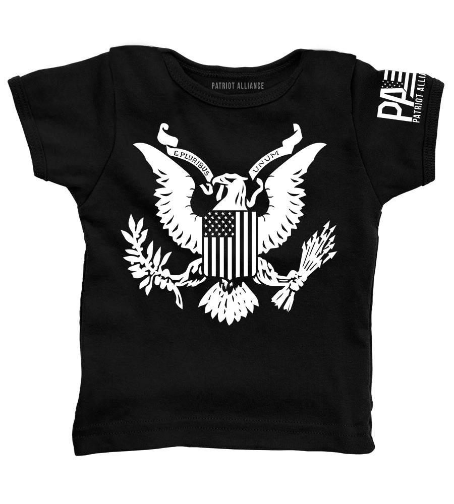 Stars & Stripes, Kids, Black