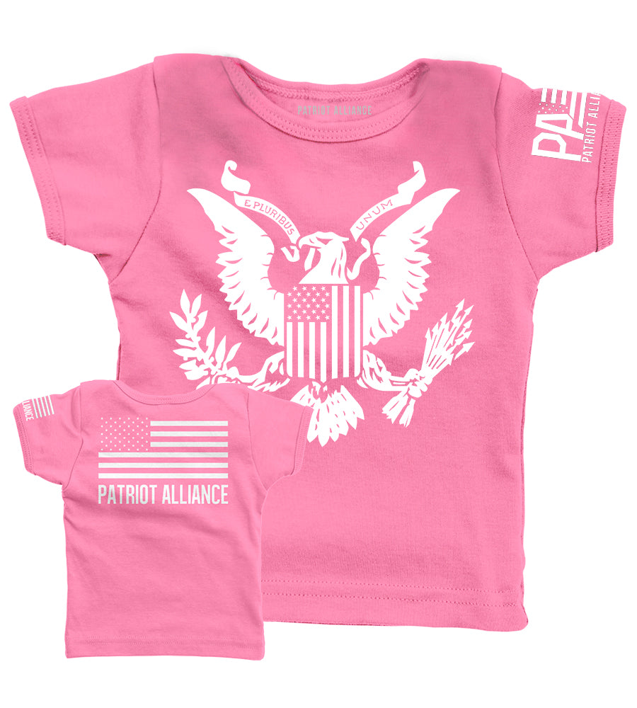 Stars & Stripes, Kids, Pink
