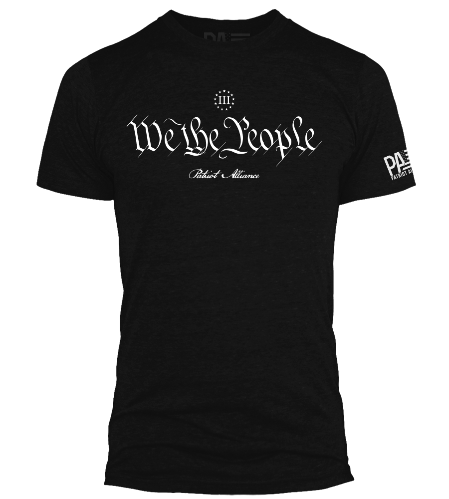 We The People, Black