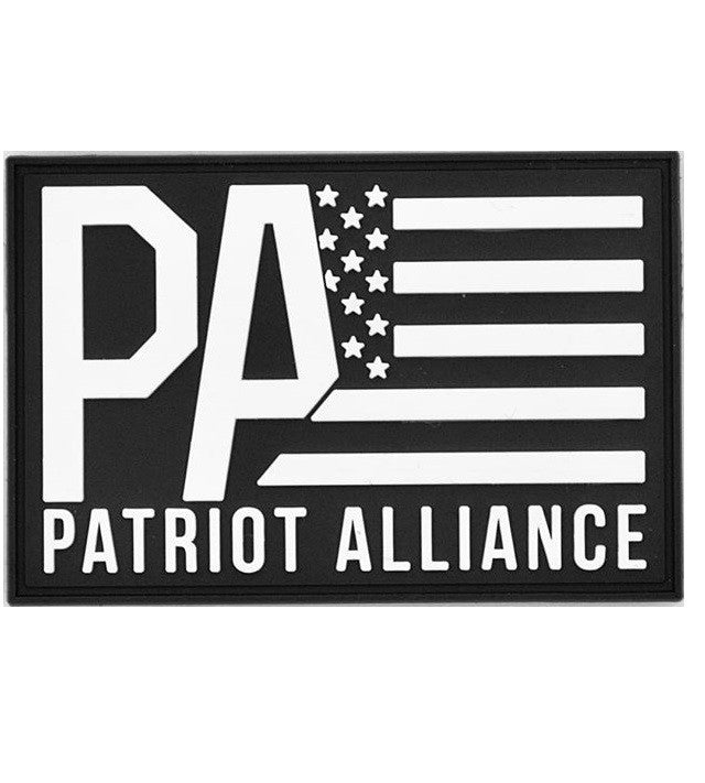 Patriot Alliance PVC Patch