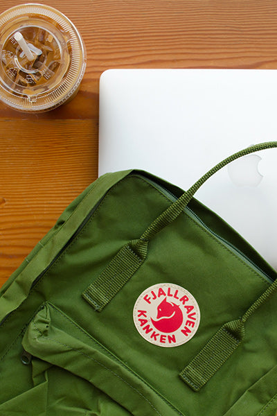 Fjallraven Laptop Kanken at Still Life