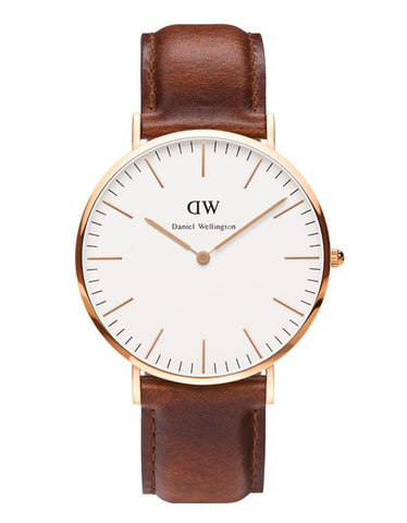 Daniel Wellington St. Andrews Watch Rose Gold 40mm - Still Life - 1