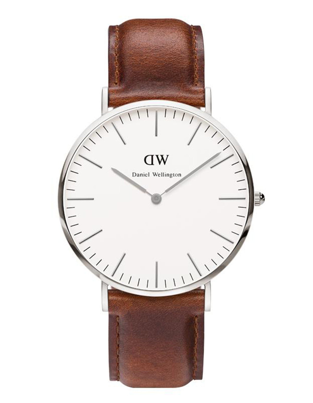 Daniel Wellington St. Andrews Watch Silver 40mm - Still Life - 1