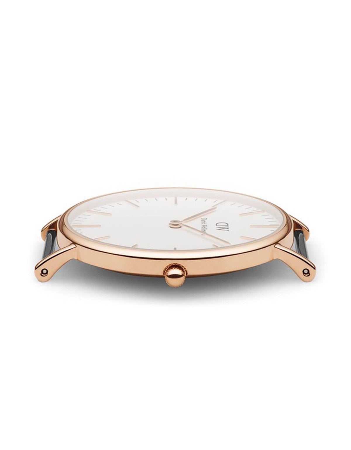 Daniel Wellington Womens St. Andrews Watch Rose Gold 36mm - Still Life - 2
