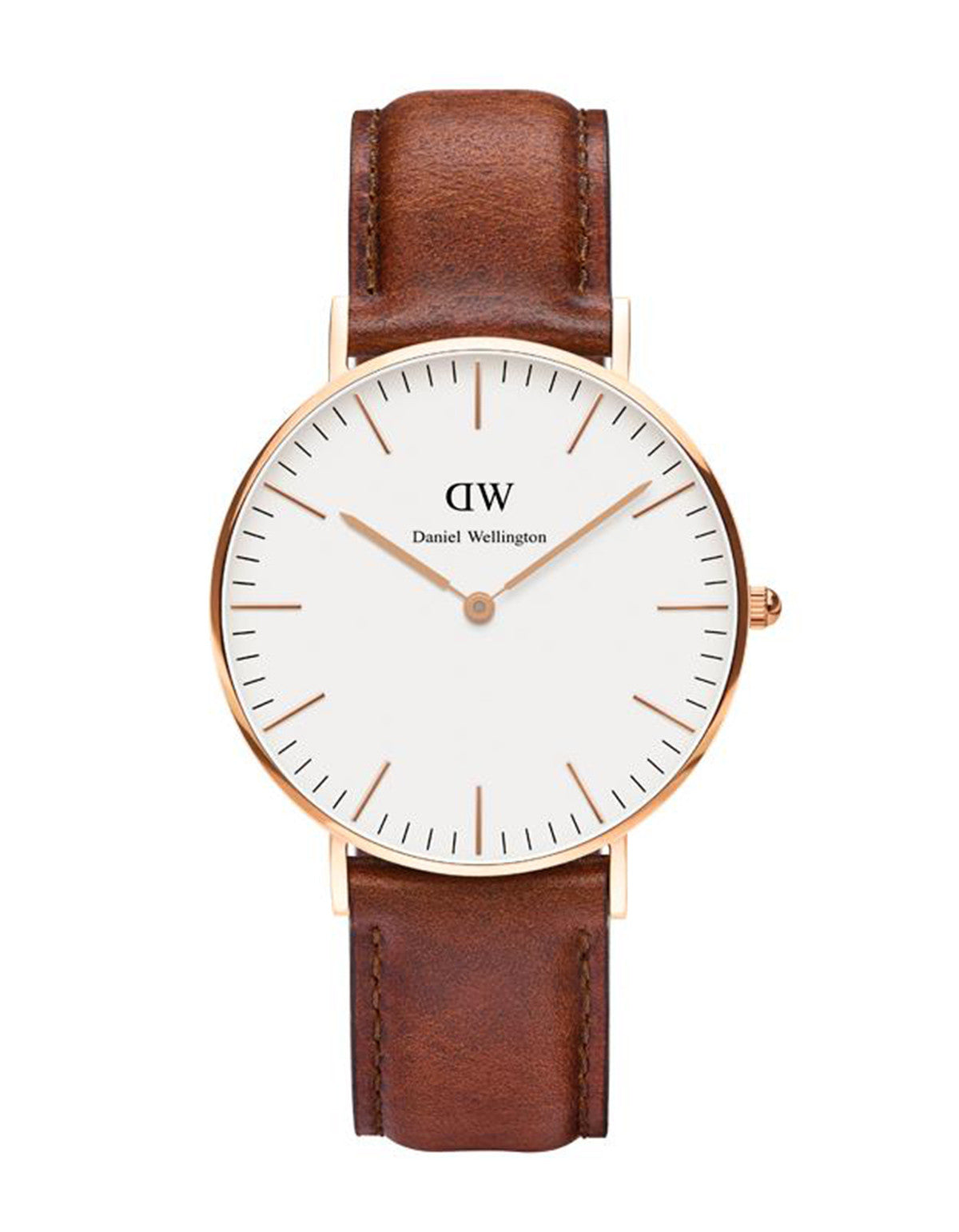 Daniel Wellington Womens St. Andrews Watch Rose Gold 36mm - Still Life - 1