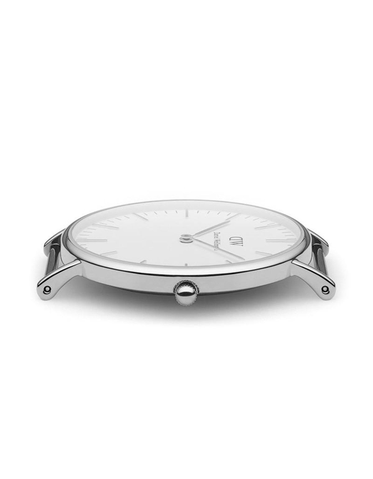 Daniel Wellington Sheffield Watch Silver 36mm - Still Life - 3