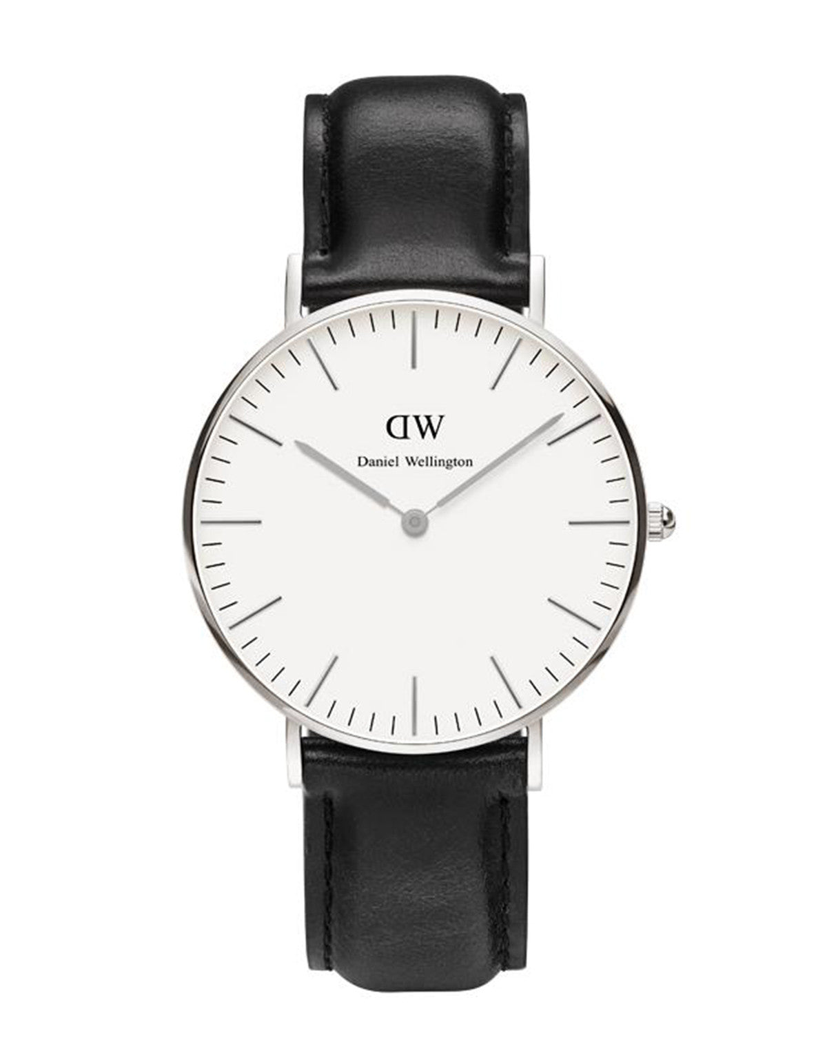 Daniel Wellington Sheffield Watch Silver 36mm - Still Life - 1