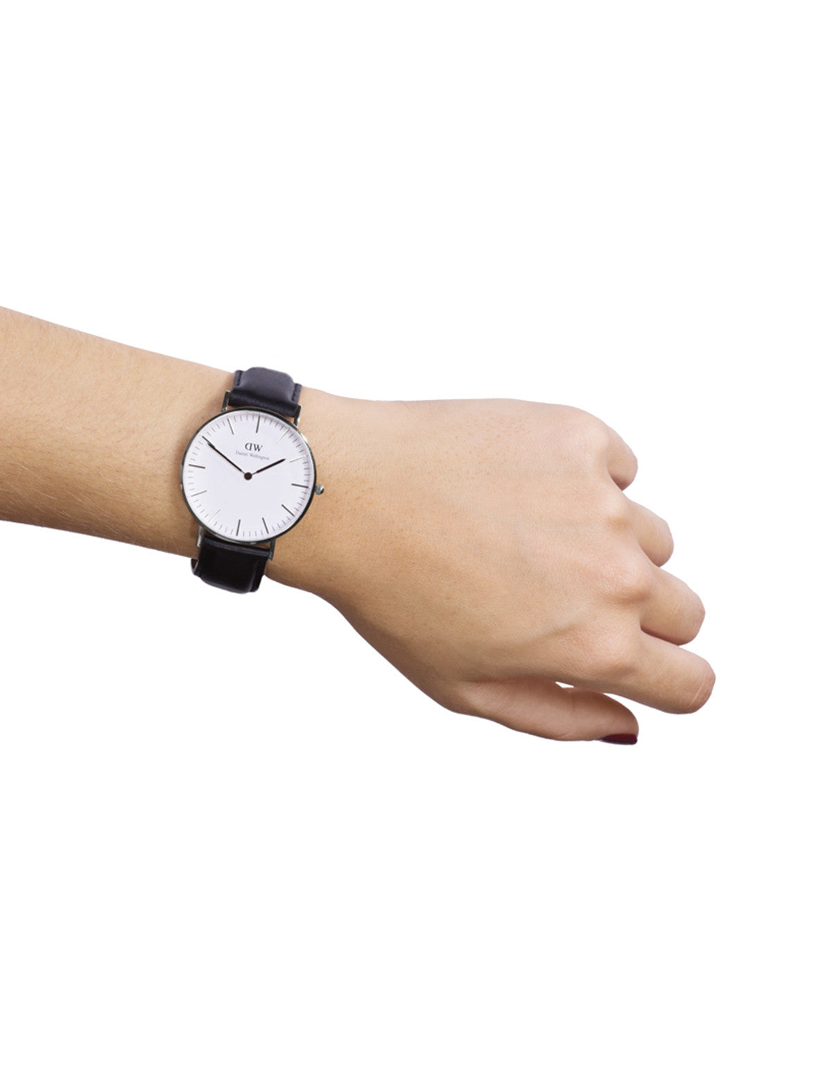 Daniel Wellington Sheffield Watch Silver 36mm - Still Life - 2