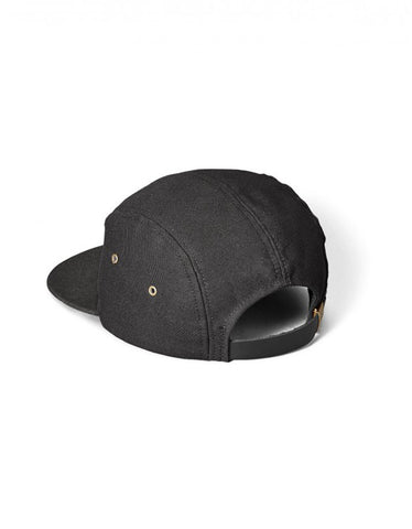 Filson 5-Panel Cap Black - Still Life - 2