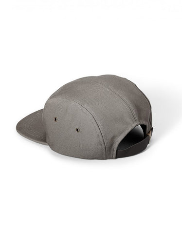 Filson 5-Panel Cap Olive Grey - Still Life - 2