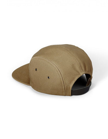 Filson 5-Panel Cap Rugged Tan - Still Life - 2