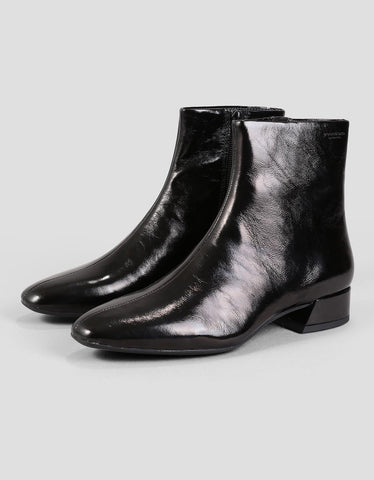 Vagabond Joyce Boot Crinkle Patent Leather