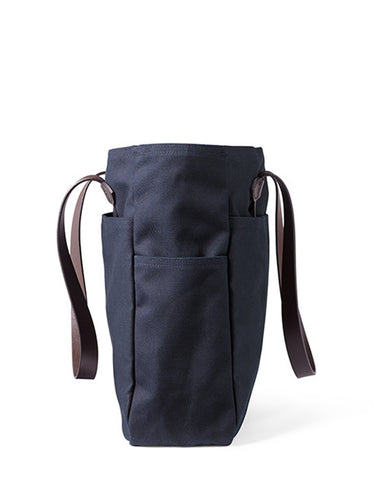 Filson Tote Bag Without Zipper Navy - Still Life - 2
