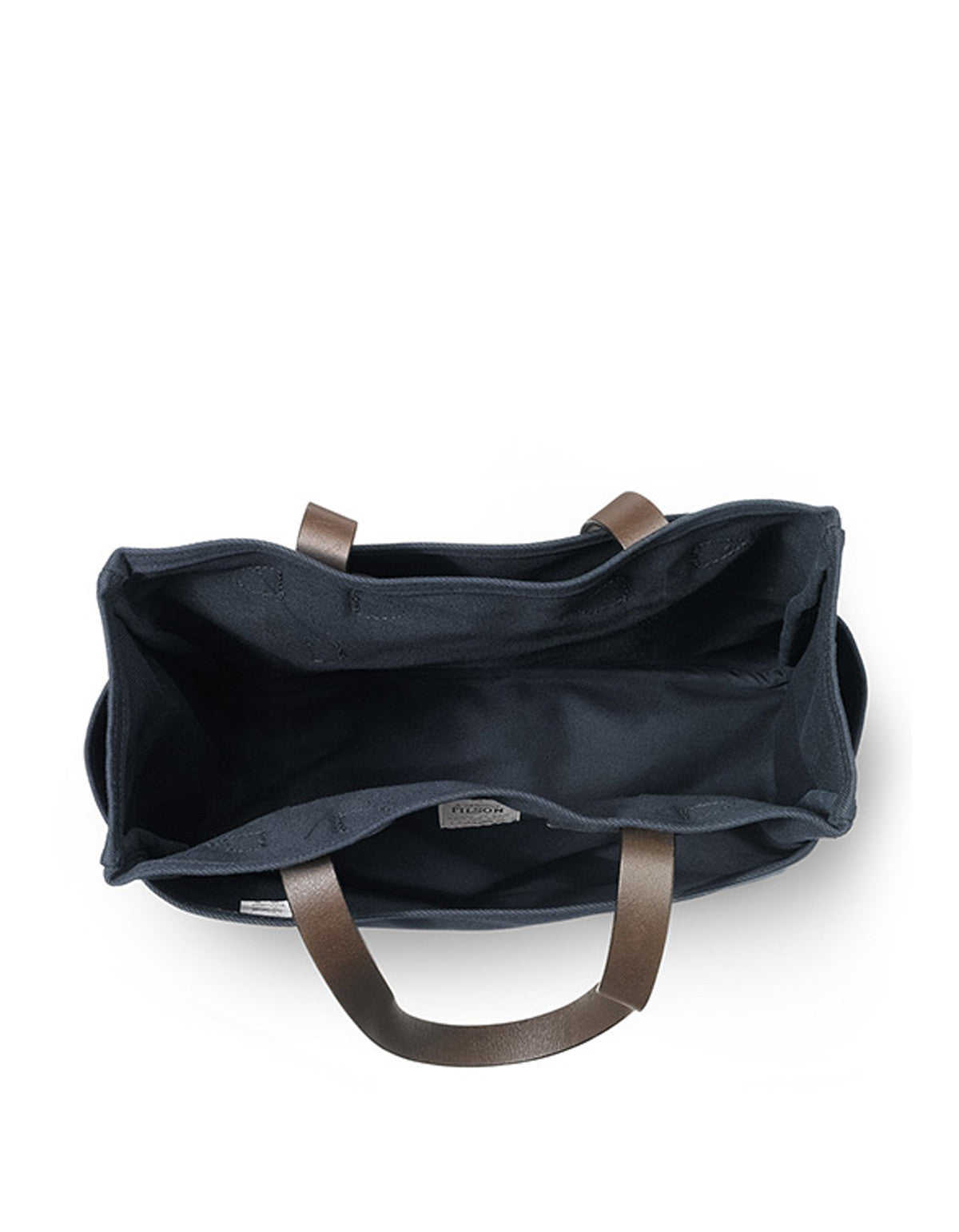 Filson Tote Bag Without Zipper Navy - Still Life - 3