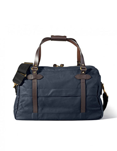 Filson 48 Hour Tin Duffle Navy - Still Life - 2
