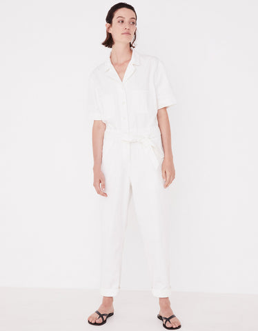 Assembly Label Levy Boilersuit Vintage White