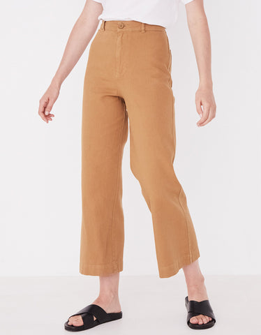 Assembly Label Tala Canvas Pant Sepia